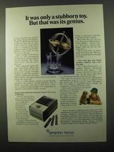 1971 Sperry Rand Perma-Marc Dog Tattoo Ad - $14.99