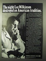 1971 Virginia National Bank Ad - An American Tradition - $14.99