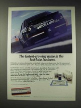 1991 Mr. Goodwrench Service Ad - Fastest-Growing - $14.99