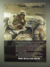 1992 U.S. Army Ad - Find What You've Been Looking For - $14.99