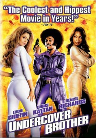 Undercover Brother (Full Screen Collector's Edition) [DVD] [2002]
