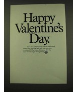 1973 Bell Telephone Ad - Happy Valentine's Day - $14.99