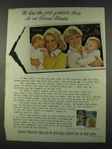 1974 Lady Clairol Haircolor Ad - Post Partum Blues - $14.99