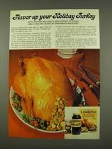 1973 Grandma's Molasses & Kellogg's Croutettes Ad - $14.99