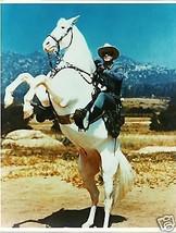 Lone Ranger LRS Clayton Moore CJ Vintage 8X10 Color TV Western Memorabil... - $6.99