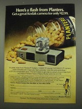1974 Planters Nuts Ad - Here's a Flash From - $14.99
