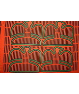 Kuna Mola Applique Traditional Panama Eagle Han... - $58.19