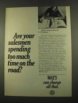 1975 Bell WATS Wide area Telecommunications Service Ad - $14.99