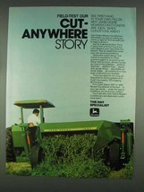 1978 John Deere 1207 Mower/Conditioner Ad - Field-Test - $14.99