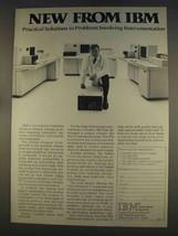 1977 IBM Ad - 7406 Device Coupler, 7842 Color Analyzer - $14.99