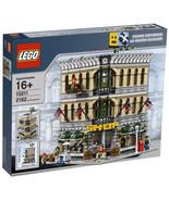 RARE RETIRED NEW LEGO GRAND EMPORIUM Set 10211 ... - $339.49