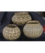 Wounaan Darien Indian Hösig Di Museum Abstract Artist Basket Masterpiece... - $775.99