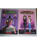 "My Sister The Vampire ""Fangtastic"" and ""Re-Vamp... - $3.10"