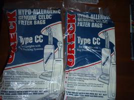16 Genuine Oreck Type Cc Xl Upright Vacuum Bags Part CCPK8DW PK20008DW New - $93.21