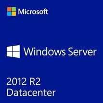 Windows Server 2012 R2 Data Center 64 Bit - $56.00