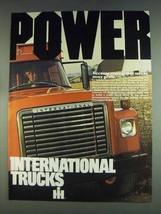 1978 International Harvester MV Loadstar Trucks Ad - $14.99