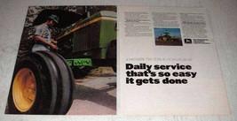 1978 John Deere Tractor Ad - 2040 2240 2440 2640 2840 - $14.99