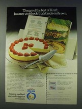 1978 Kraft Products Ad - 75 Years of The Best - $14.99