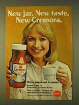 1979 Borden Cremora non-dairy creamer Ad - New Taste - $14.99