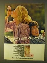 1979 Clairol Nice 'n Easy Haircolor Ad - Lets Me be Me - $14.99
