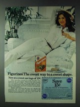 1978 Pillsbury Figurines Ad - Sweet Way to Sweet Shape - $14.99