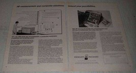1979 Hewlett-Packard Ad - 5880 Gas Chromatographs - $14.99