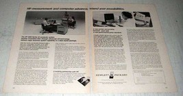 1979 Hewlett-Packard Ad -  HP 3000 Series 33 Computer - $14.99
