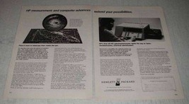 1979 Hewlett-Packard Ad - 8450 UV-VIS Spectrophotometer - $14.99