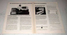 1979 Hewlett-Packard Ad - HP 12050 Fiber Optic - $14.99
