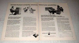 1979 Hewlett-Packard Ad - HP 300 Computer System - $14.99
