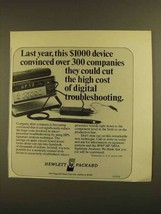 1979 Hewlett-Packard HP 5004A Signature Analyzer Ad - $14.99