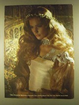 1980 Harry Winston Jewelry Ad - $14.99