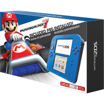 Nintendo 2DS with Mario Kart 7 (Electric Blue) - $109.99