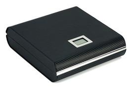 Travel Sized Cigar Humidor, Personalize Cigar Box, Groomsman Cigar Case,... - €50,50 EUR