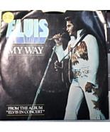 Elvis My Way/America Record with Sleeve - $9.99