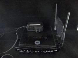 Linksys Cisco WRT600N Dual-Band Wireless-N Gigabit Wireless Router Storage Link - $40.00