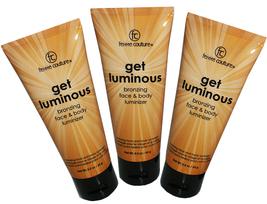 Femme Couture Get Luminous Bronzing Face Body Luminizer Sun Kissed 2.2 o... - €16,35 EUR
