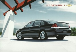 2010 Chevrolet IMPALA sales brochure catalog US... - $6.00