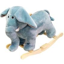 *Plush Elephant Rocking Animal*  - $89.95