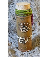 Eye of Newt Plastic Ingredient Bottle Halloween Decor Prop  - $6.00