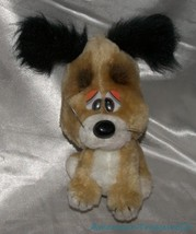 "Vintage 80s Knickerbocker Applause Plush Giordano 9"" Cryin Bryan Puppy D... - $29.02"