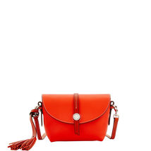 Dooney & Bourke Cambride Persimmon Leather Magn... - $339.99