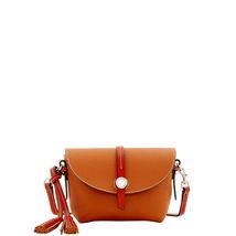 Dooney & Bourke Cambride Desert Leather Magneti... - $339.99