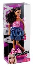 Barbie Fashionistas Swappin Styles Artsy Doll - $20.00