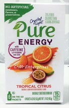 Crystal Light Pure Energy Naturally Sweetened T... - $5.89