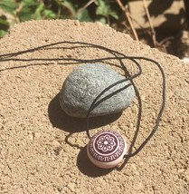 Attract Good Luck Pagan Amulet Safe Proven Magic Wicca Handmade Pendant Unique - $24.00