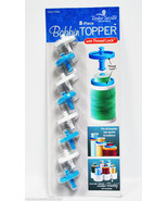 8 Piece Taylor Seville Bobbin Topper With Thread Lock - $12.37