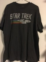 Star Trek T Shirt Men's Sz Xxl Cotton Poly Blend Soft - $28.45