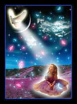 PSYCHIC  DREAM SPELL astral  magick RITUAL GAIN... - $93.69