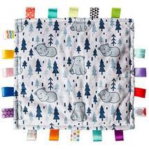 "Taggies Original Blanket, 12 X 12"", Comfy Bears - $18.95"